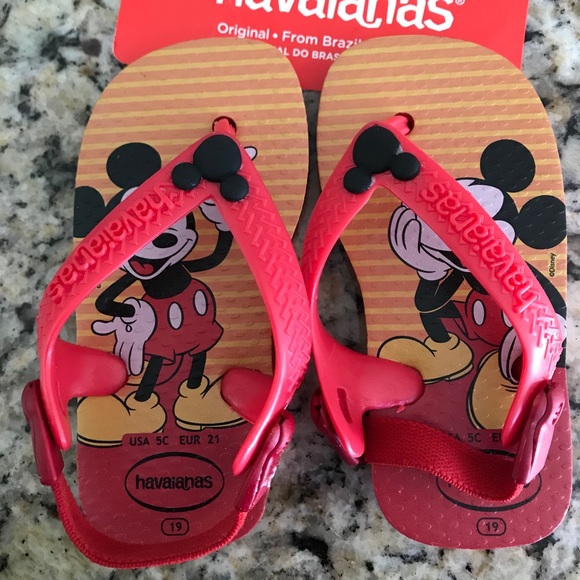 4c9b6d2f9484d7 Mickey Mouse Havaianas Sandals
